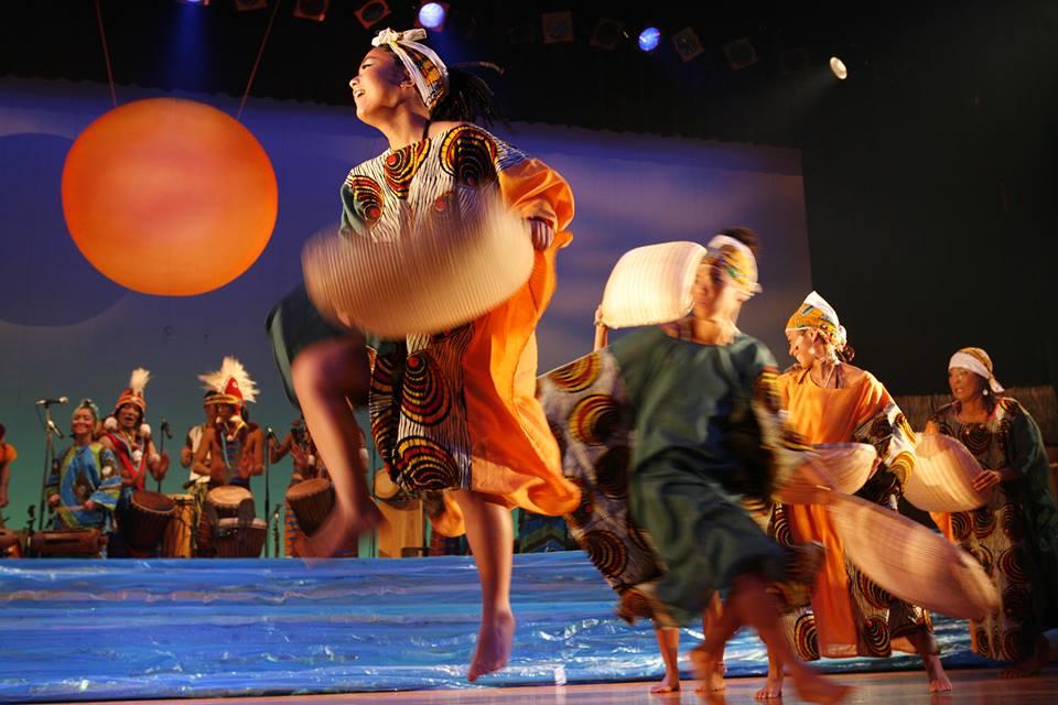劇団AFRICA ティリバ