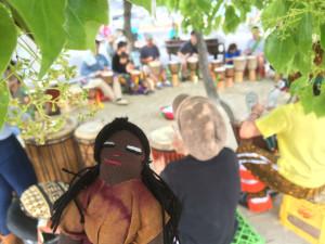 カモメのグリル@カモメの広場 劇団AFRICA