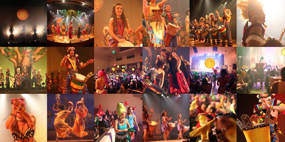 2014年劇団AFRICA CARNIVAL公演