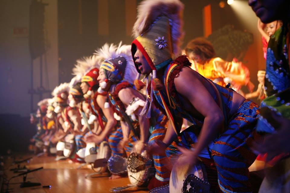 劇団AFRICA-drummers