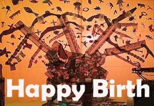 Happy Birth / 劇団AFRICA ~乳幼児と楽しむ芸術